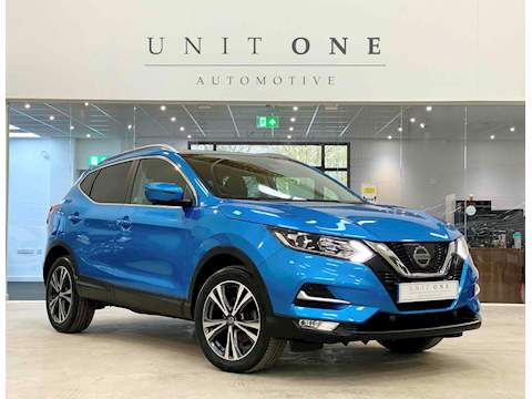 Nissan Qashqai N-Connecta 1.2 5dr SUV Manual Petrol