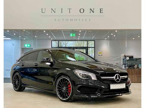 Mercedes-Benz CLA Class CLA45 AMG Shooting Brake 2.0 5dr Estate Automatic Petrol