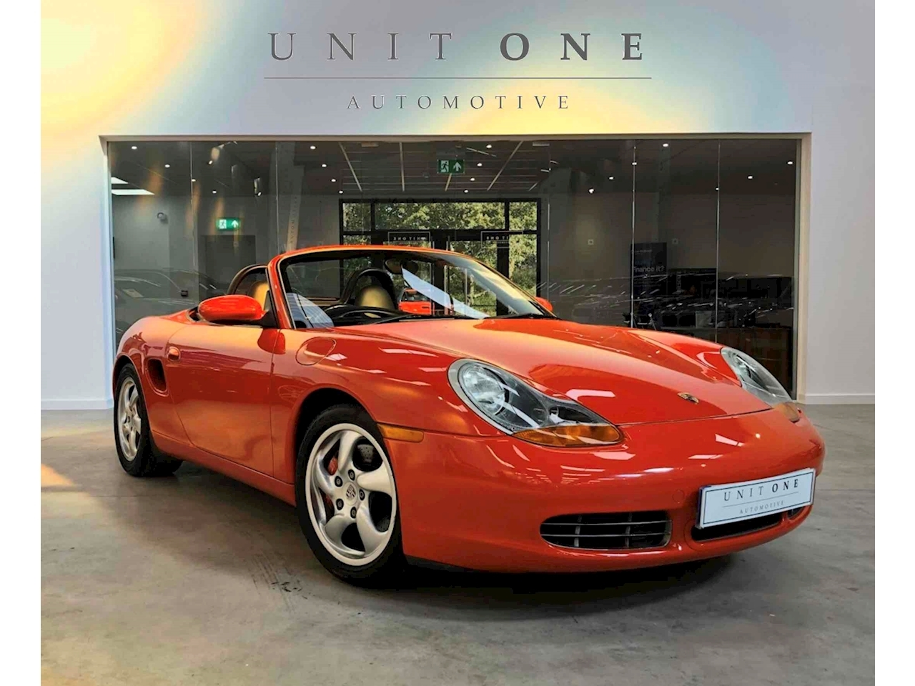 Boxster S Convertible 3.2 Manual Petrol