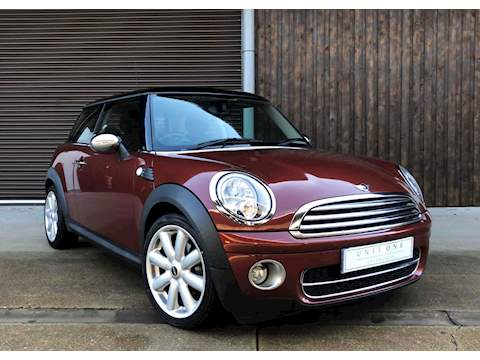 Mini Mini Cooper D Hatchback 1.6 Manual Diesel