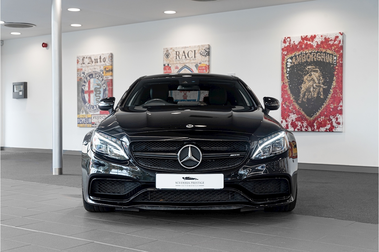 C Class Amg C 63 Premium 4.0 2dr Coupe SpdS MCT Petrol
