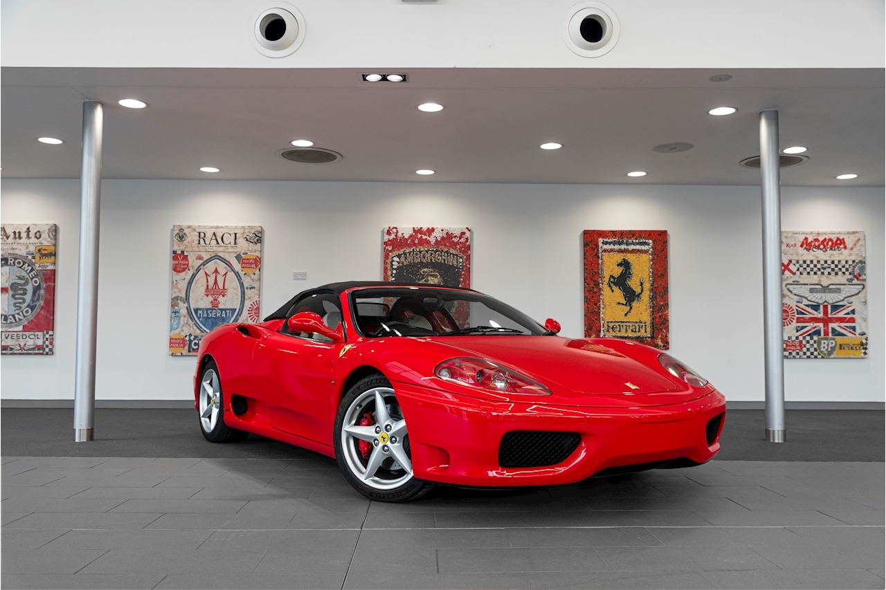 360 Spider 4.0 Automatic Petrol