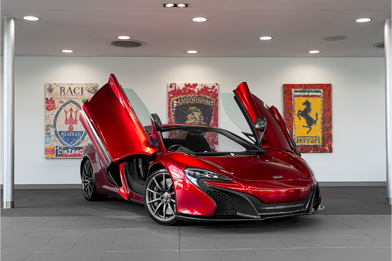 650S V8 Ssg 3.8 2dr Convertible Automatic Petrol