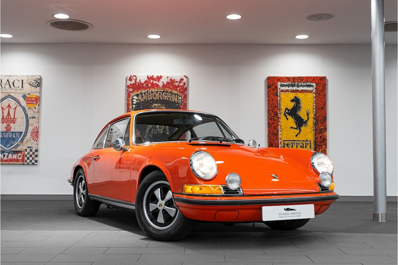 911 911E 2.2 2dr Coupe Manual Petrol