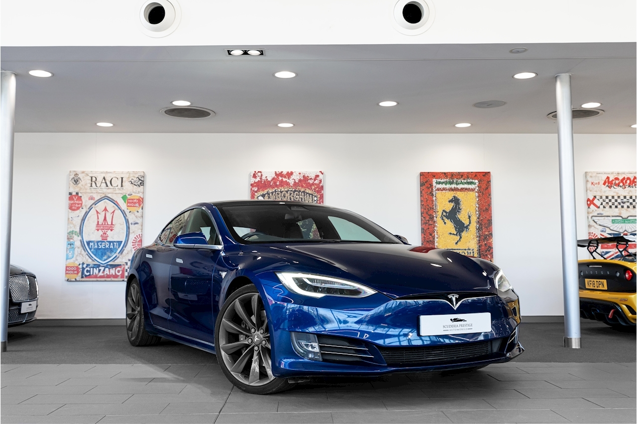Model S 75D 5dr Saloon Automatic Electric