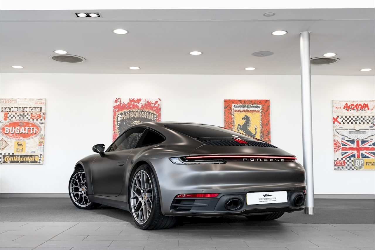 911 T 992 Carrera S Coupe 3.0 Automatic Petrol