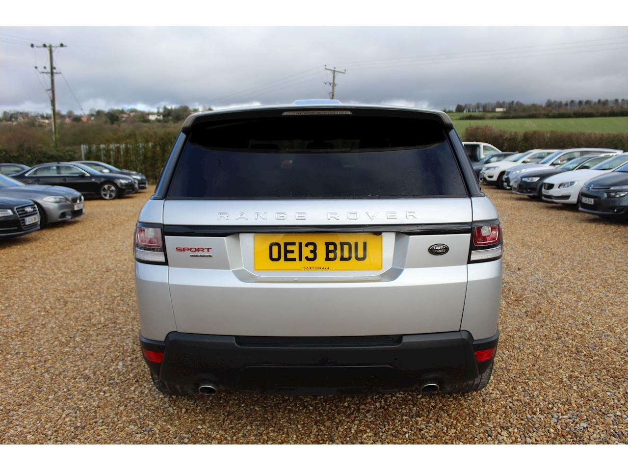Land Rover Range Rover Sport Sdv6 Hse Dynamic Estate 3.0 Automatic Diesel