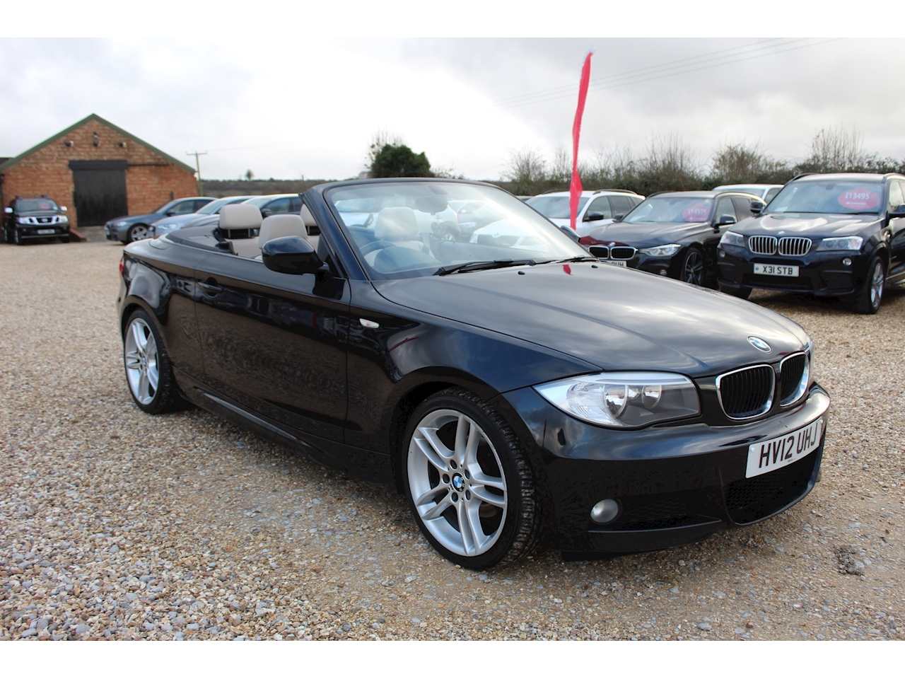 BMW 1 Series 118D M Sport Convertible 2.0 Automatic Diesel