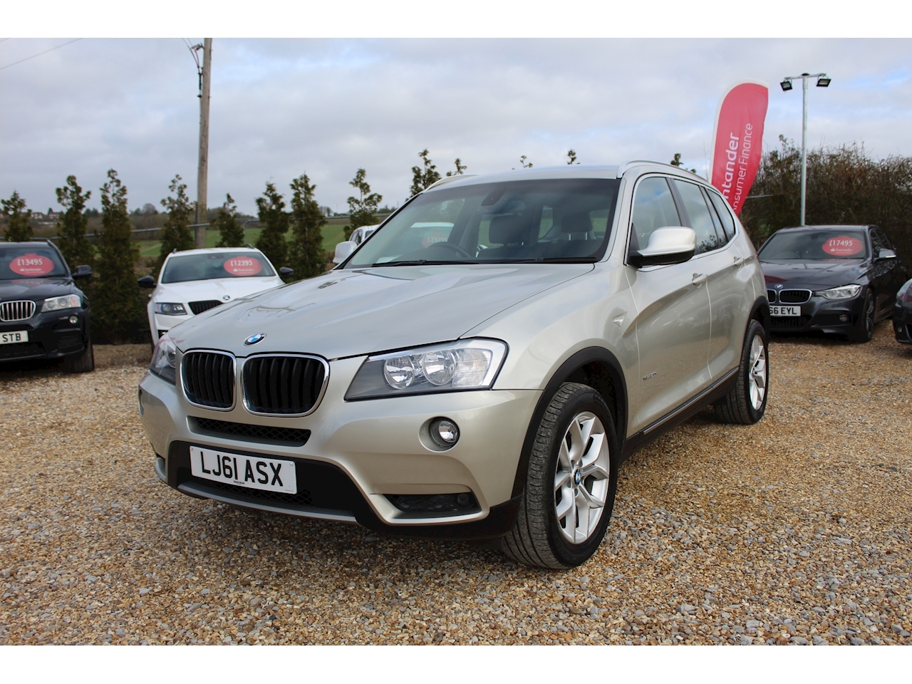 BMW X3 Xdrive20d Se Estate 2.0 Automatic Diesel