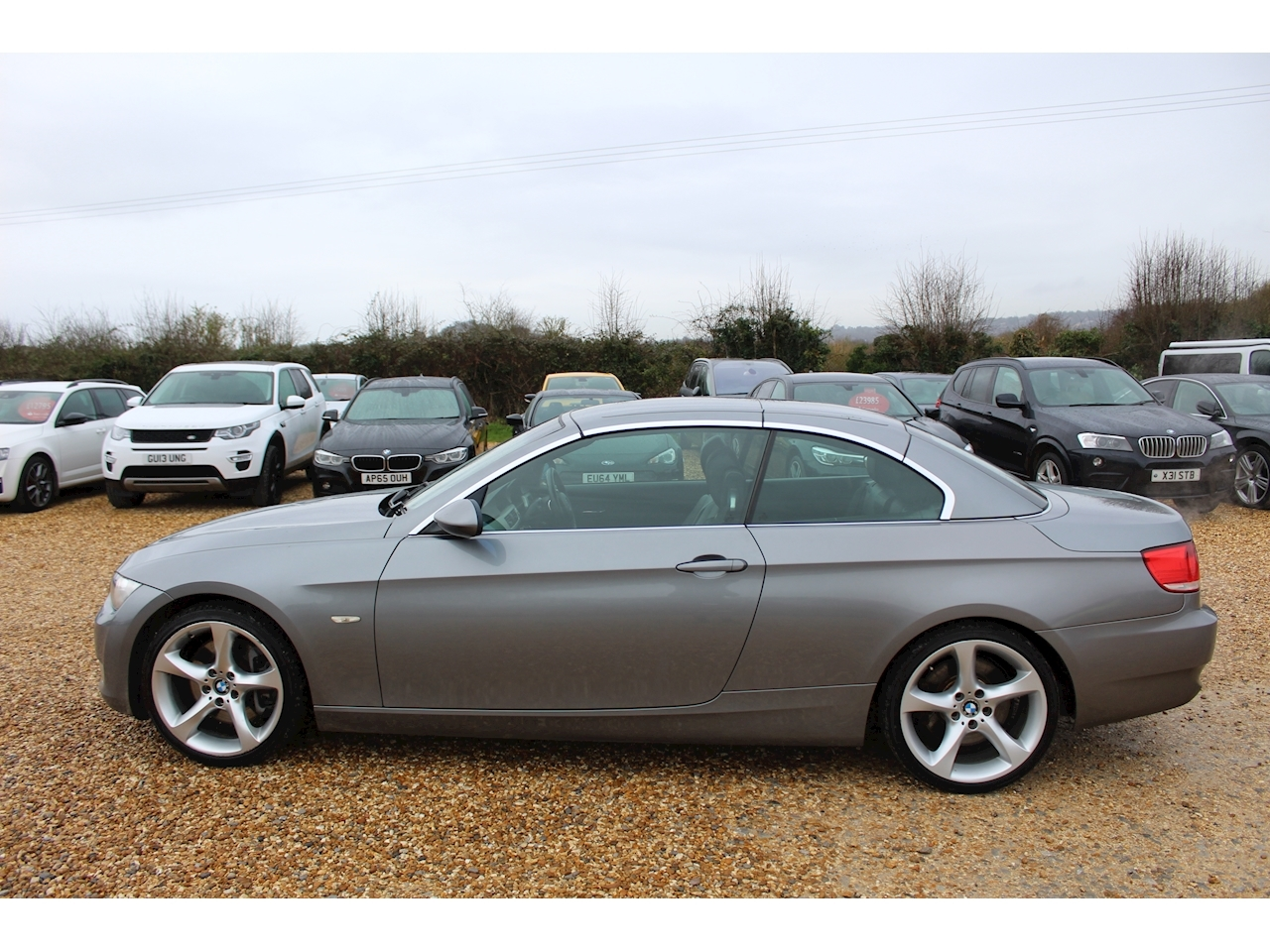 BMW 3 Series 335I Se Convertible 3.0 Automatic Petrol