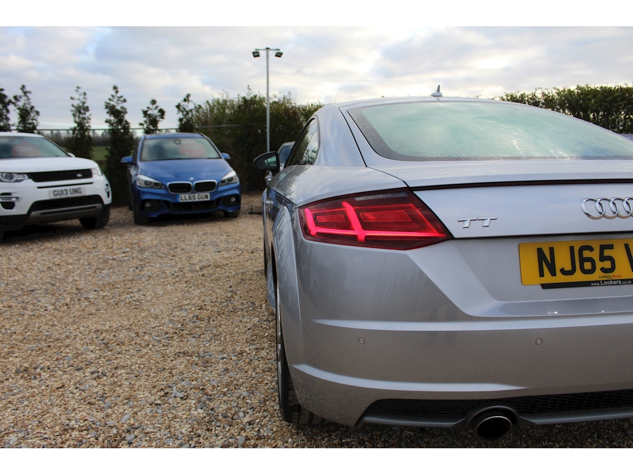 Audi Tt Tdi Ultra S Line Coupe 2.0 Manual Diesel