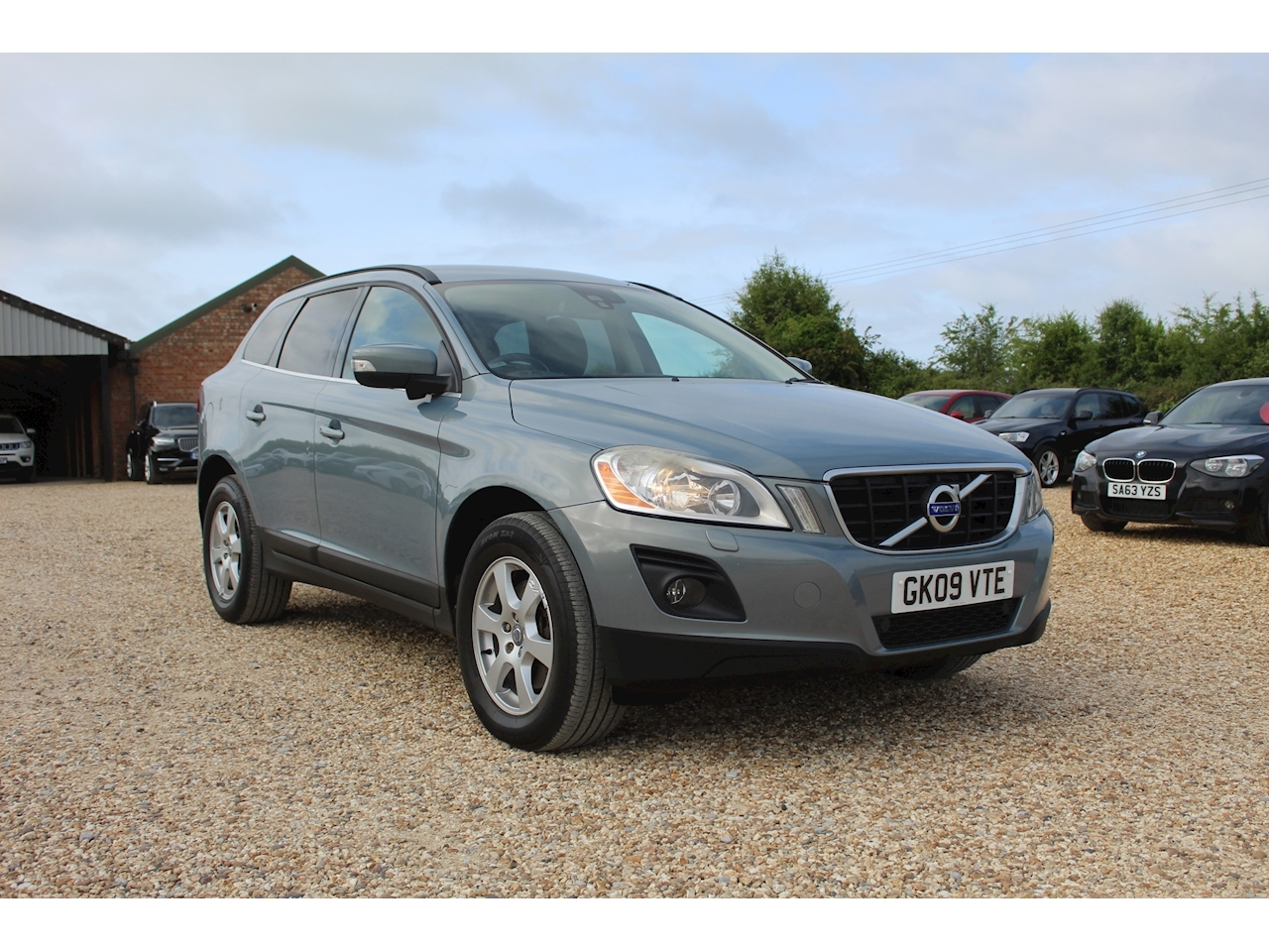 Volvo Xc60 D Se Awd Estate 2.4 Automatic Diesel