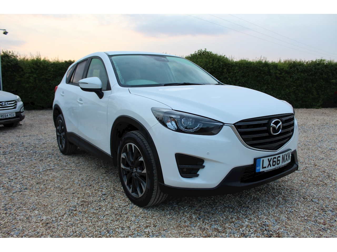Mazda Cx-5 D Sport Nav Estate 2.2 Automatic Diesel