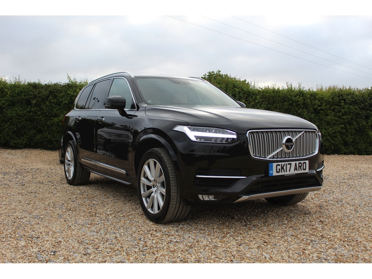 Volvo Xc90 D5 Powerpulse Inscription Awd Estate 2.0 Automatic Diesel