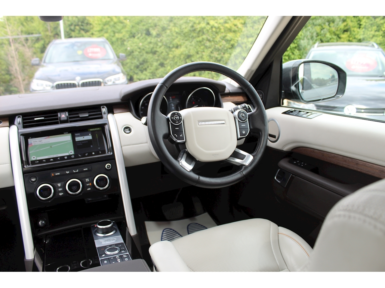Land Rover Discovery Td6 Hse Estate 3.0 Automatic Diesel