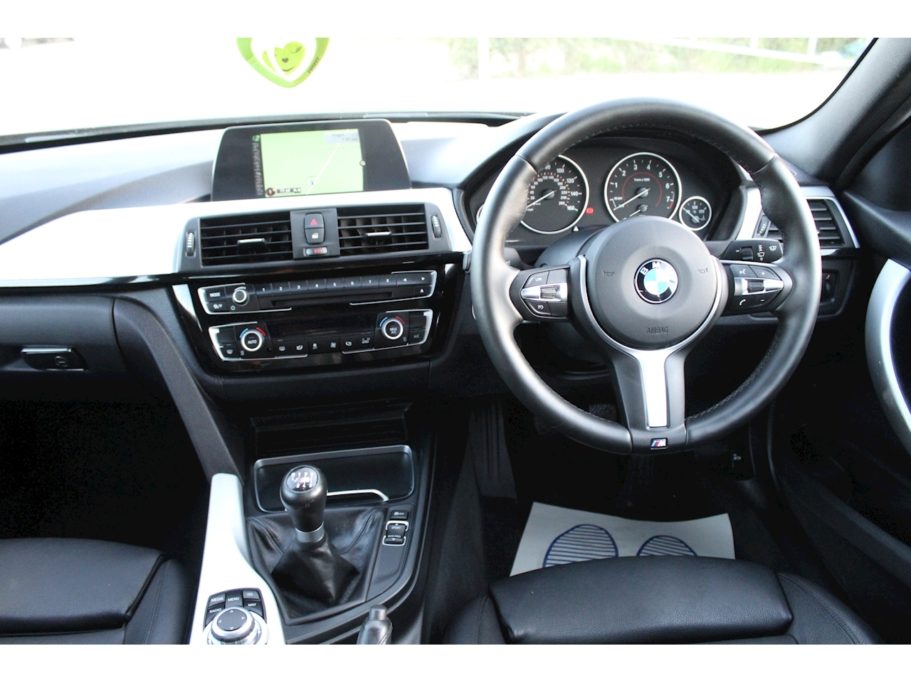 BMW 3 Series 320I M Sport Saloon 2.0 Manual Petrol