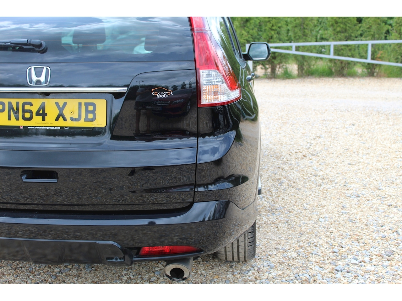 Honda Cr-V I-Vtec Black Edition 2.0 5dr Estate Manual Petrol