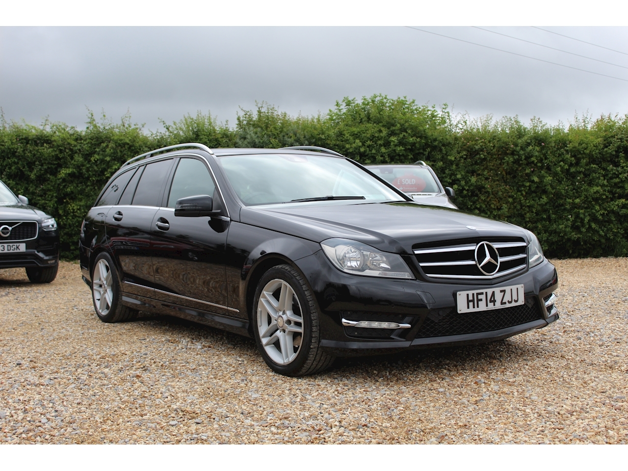 Mercedes-Benz C Class C250 Cdi Amg Sport Edition Premium Estate 2.1 Automatic Diesel