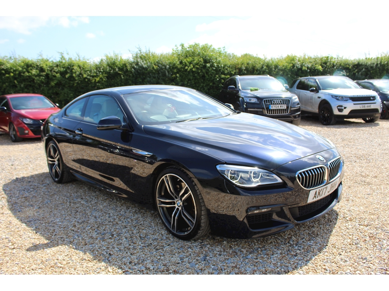 BMW 6 Series 640I M Sport Coupe 3.0 Automatic Petrol