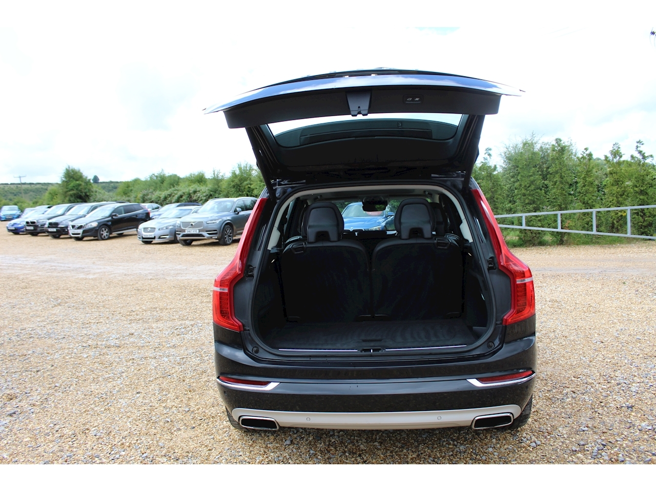 Volvo Xc90 T8 Twin Engine Inscription Estate 2.0 Automatic Petrol/Electric