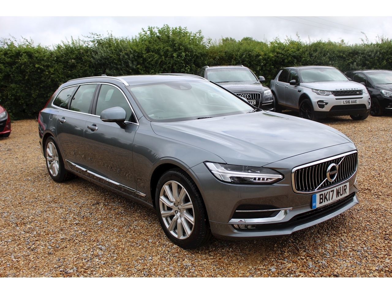 Volvo V90 D5 Powerpulse Inscription Awd Estate 2.0 Automatic Diesel