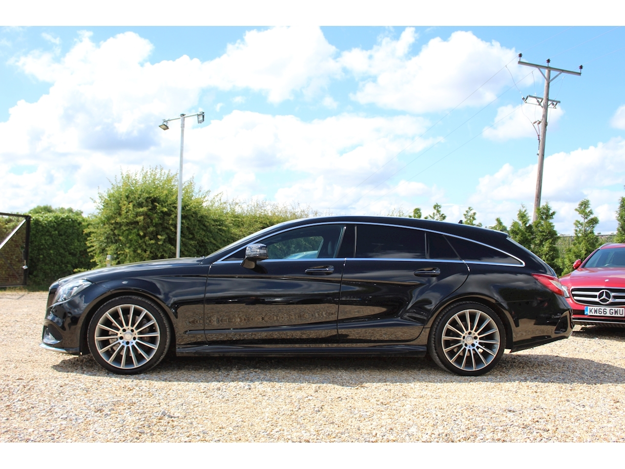 Mercedes-Benz Cls Cls350 D Amg Line Premium Plus Estate 3.0 Automatic Diesel