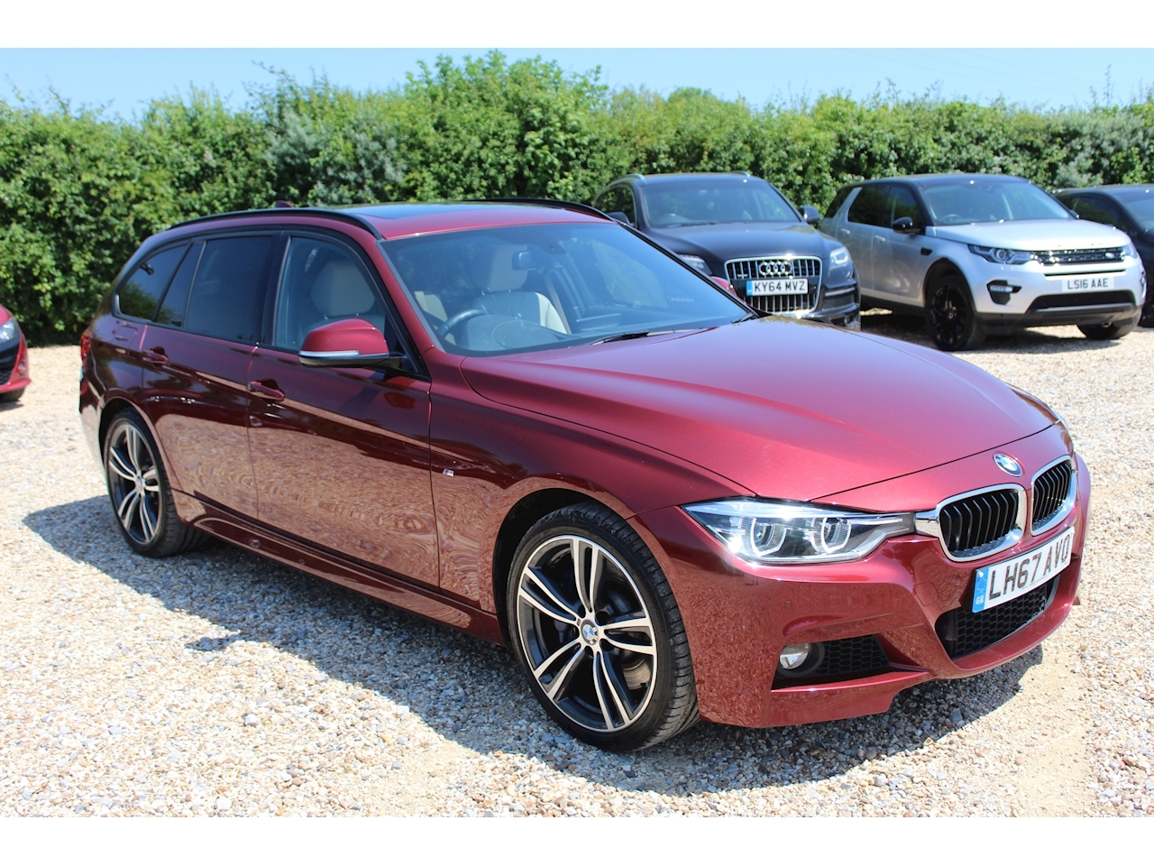 BMW 3 Series 335D Xdrive M Sport Touring Estate 3.0 Automatic Diesel