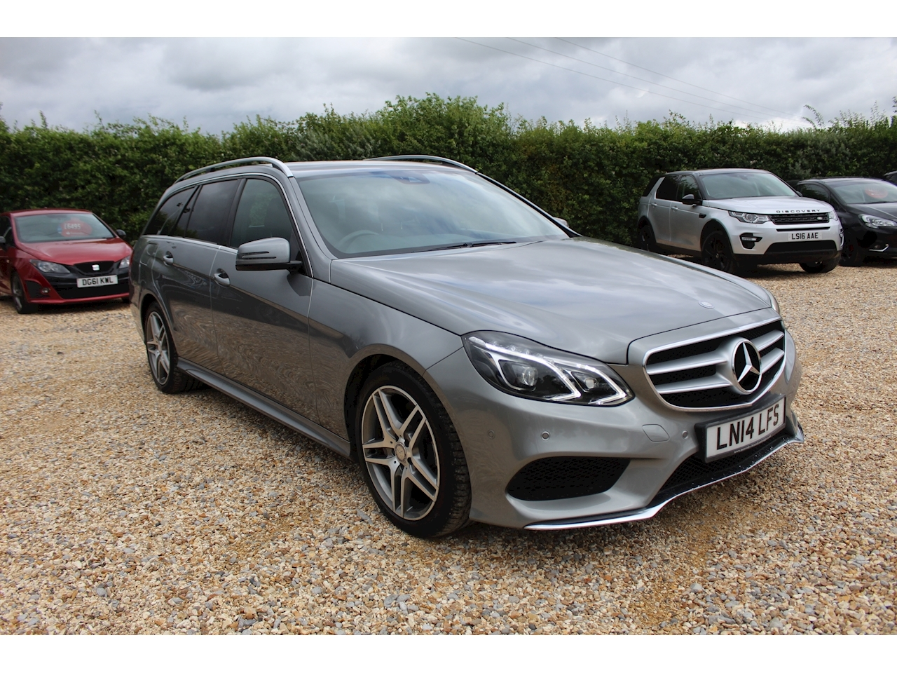 Mercedes-Benz E Class E350 Bluetec Amg Sport Estate 3.0 Automatic Diesel