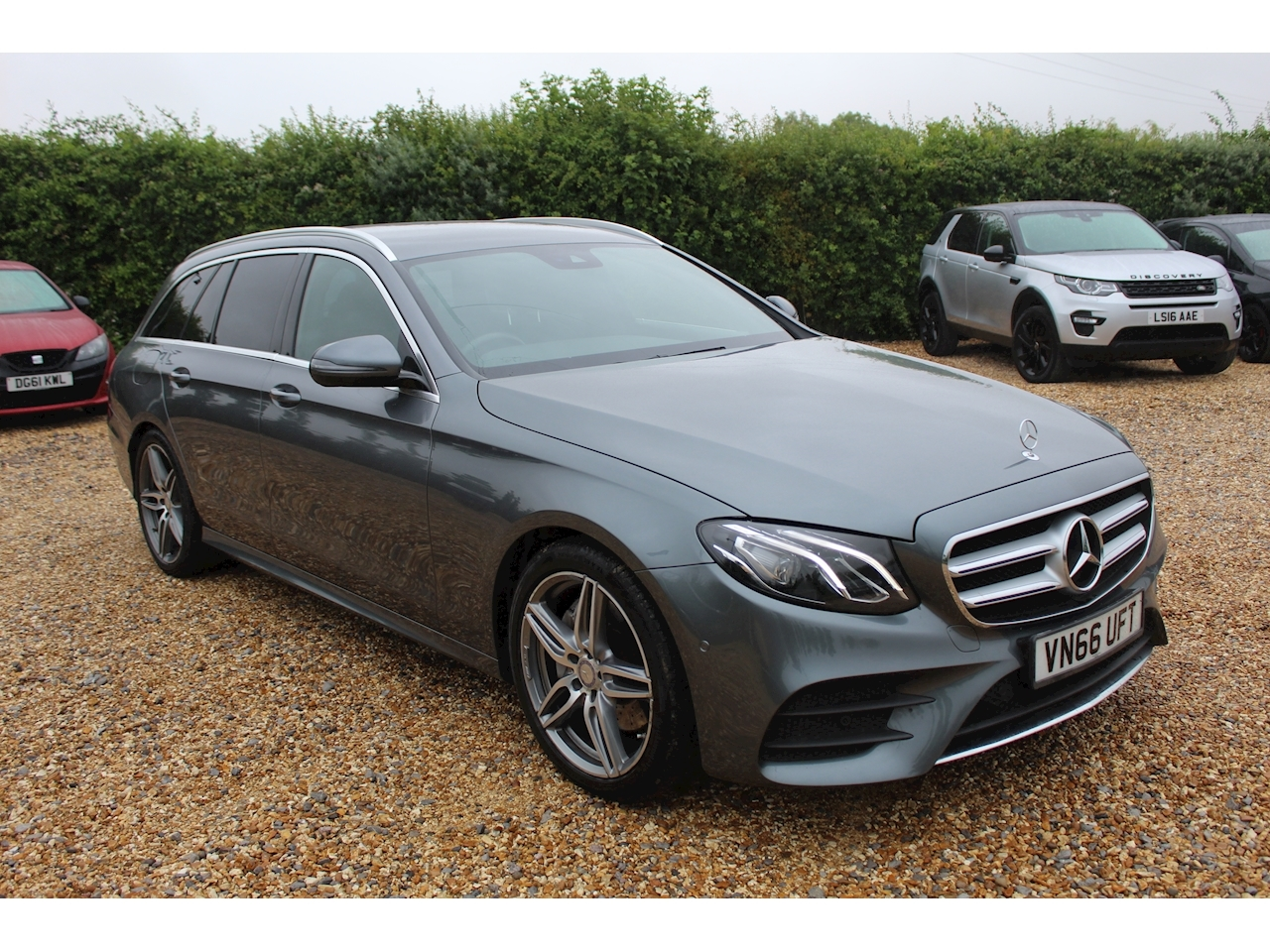 Mercedes-Benz E Class E 220 D Amg Line Estate 2.0 Automatic Diesel
