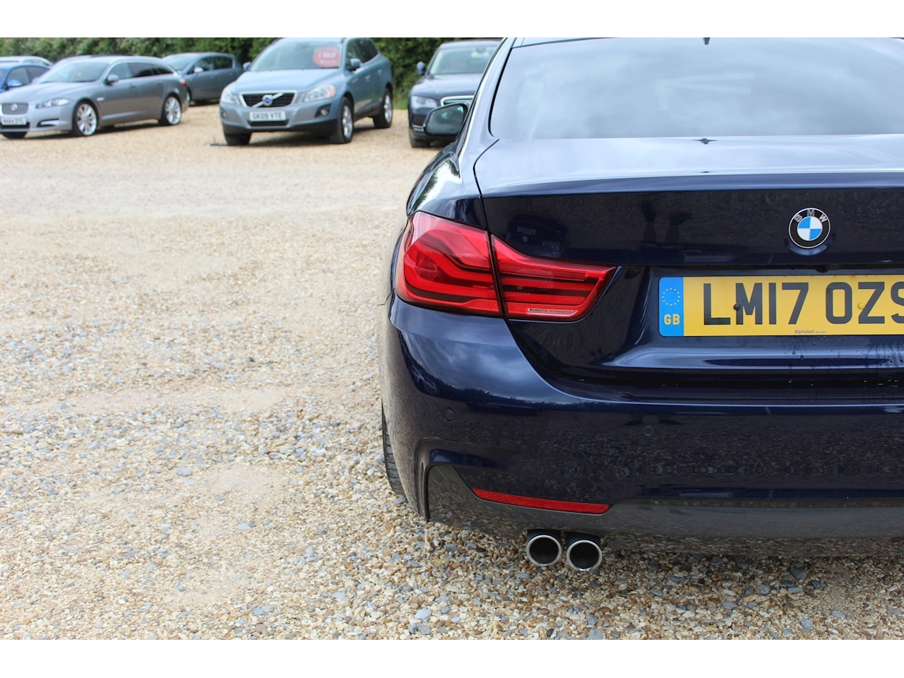 BMW 4 Series 420D M Sport Coupe 2.0 Manual Diesel