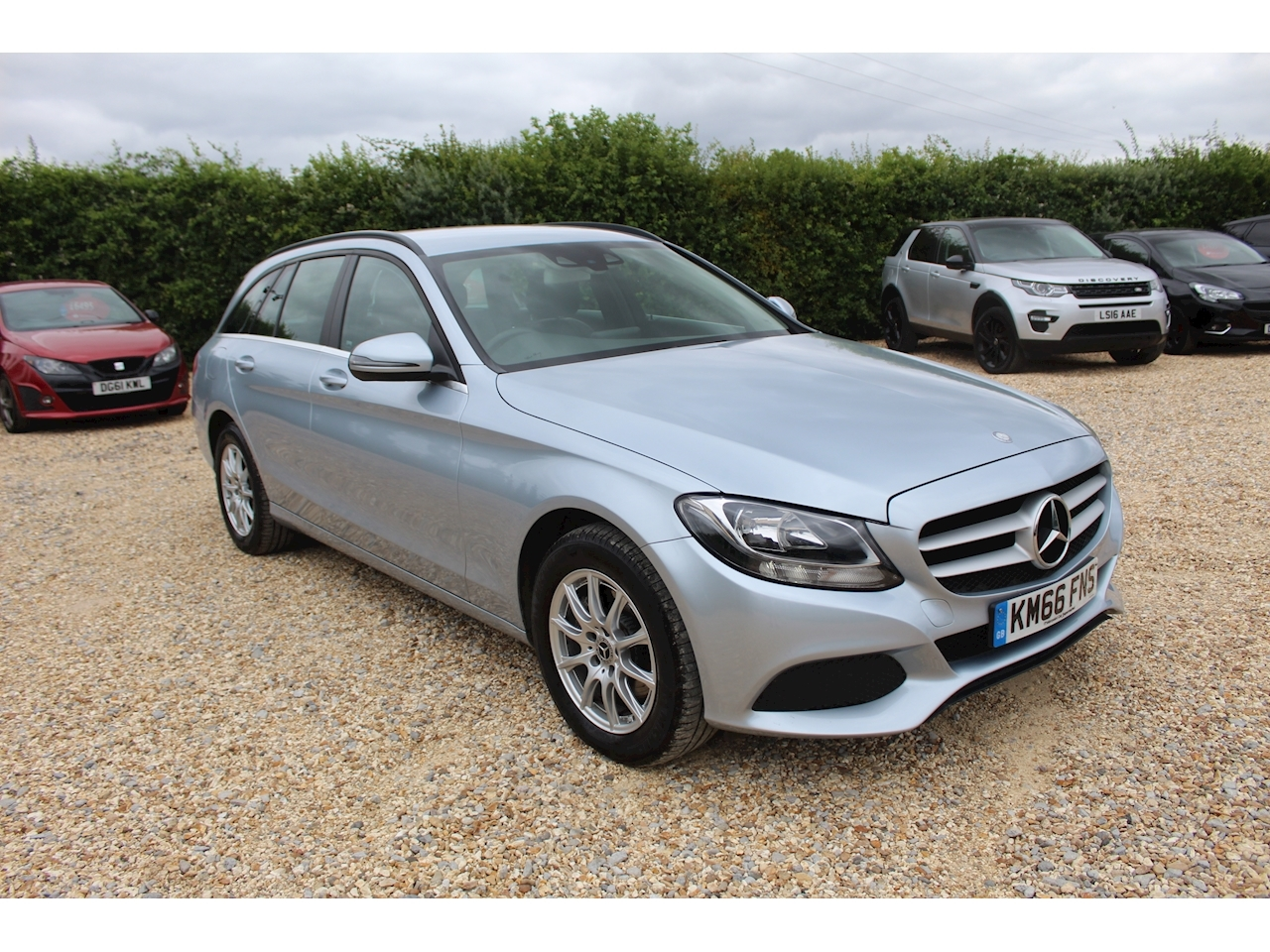 Mercedes-Benz C Class C 220 D Se Estate 2.1 Automatic Diesel