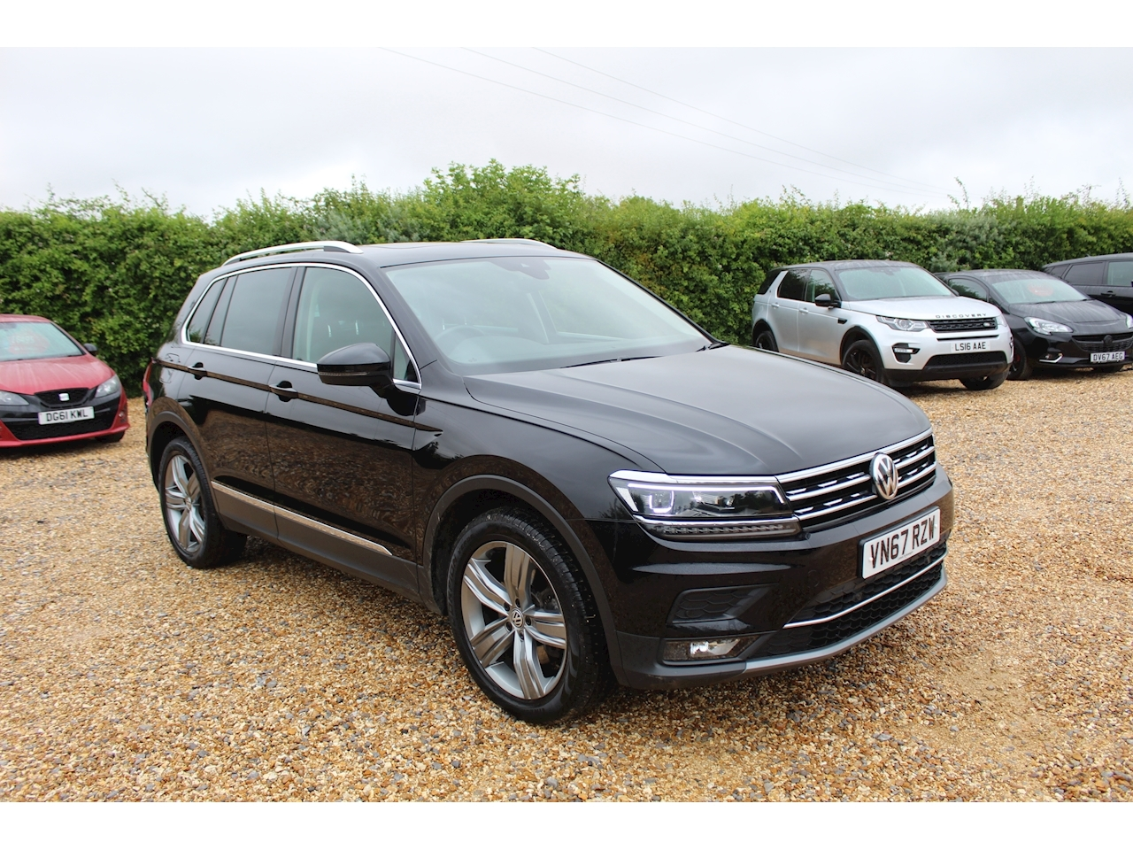 Volkswagen Tiguan Sel Tdi Bluemotion Technology 4Motion Ds Estate 2.0 Semi Auto Diesel