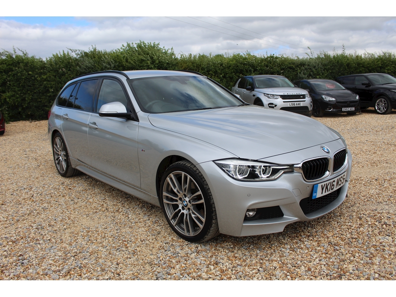 BMW 3 Series 320I Xdrive M Sport Touring Estate 2.0 Automatic Petrol