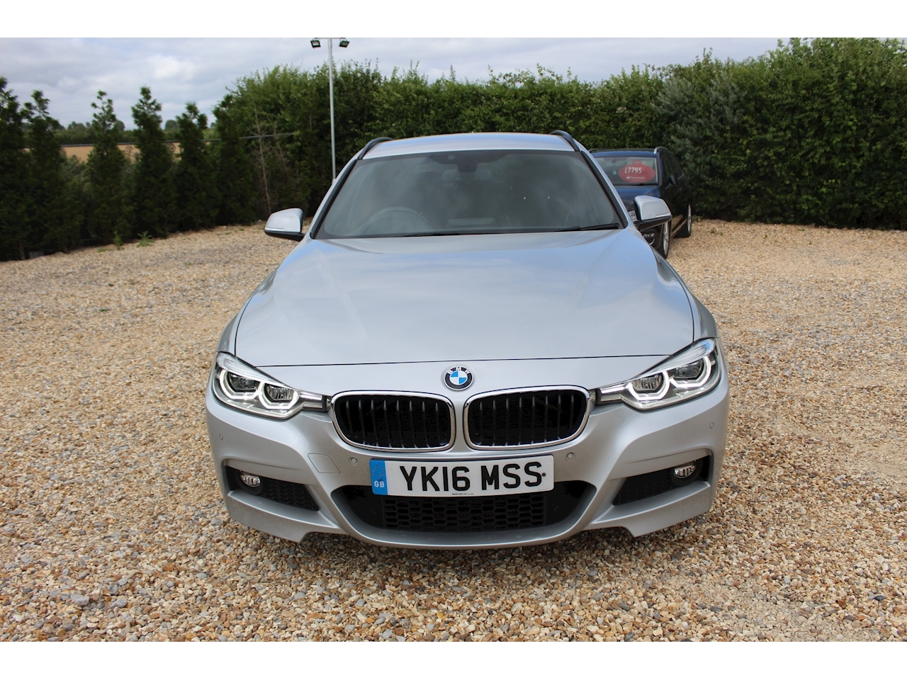 3 Series 320I Xdrive M Sport Touring Estate 2.0 Automatic Petrol