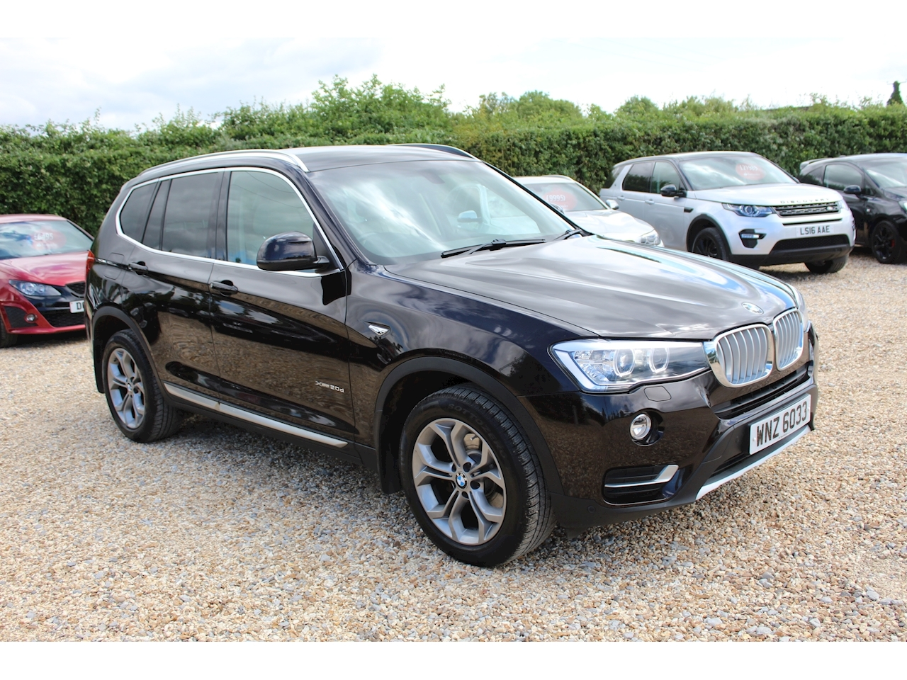 BMW X3 Xdrive20d Xline Estate 2.0 Automatic Diesel