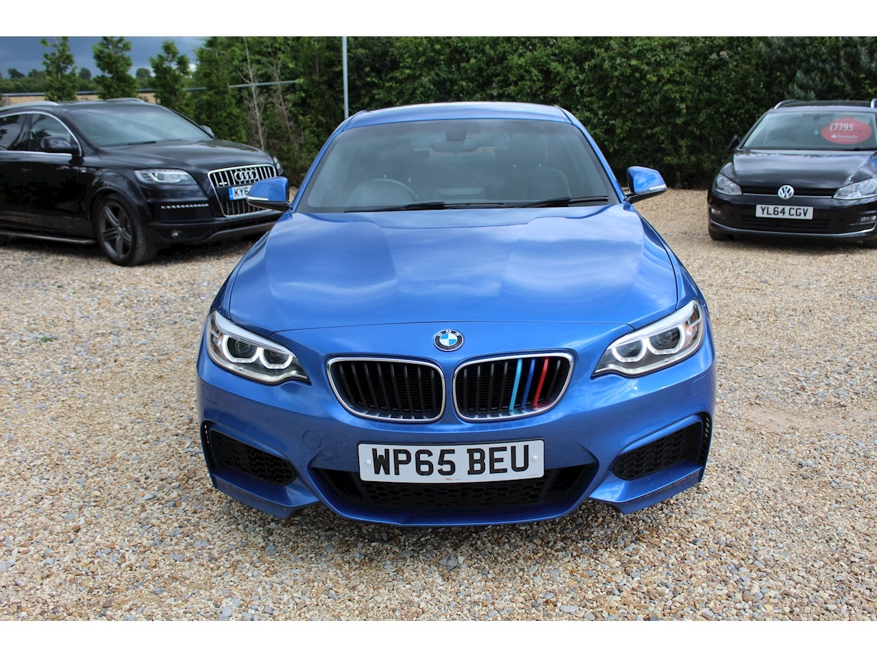 BMW 2 Series 218I M Sport Coupe 1.5 Automatic Petrol