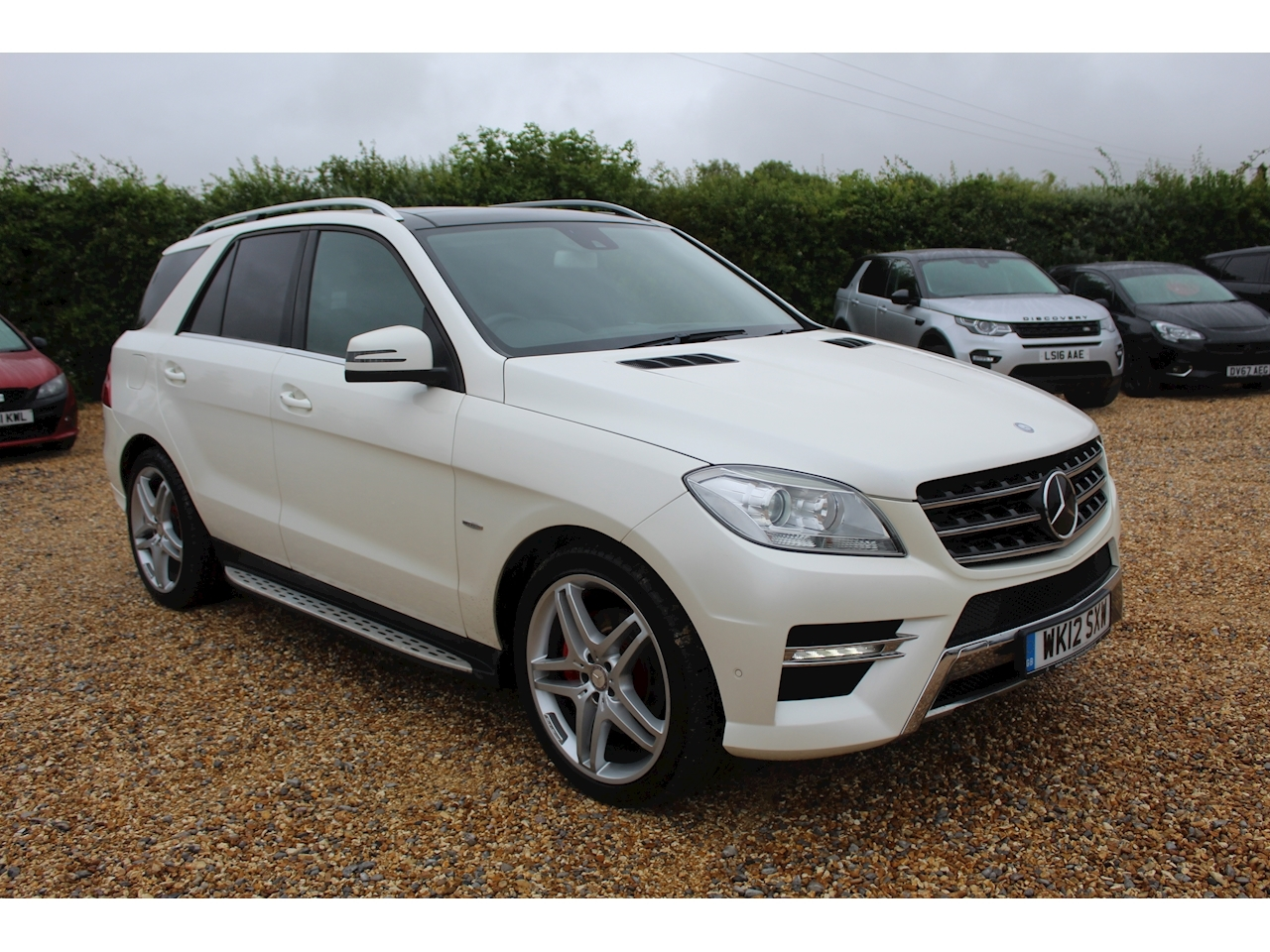 Mercedes-Benz M-Class Ml350 Bluetec Sport Estate 3.0 Automatic Diesel