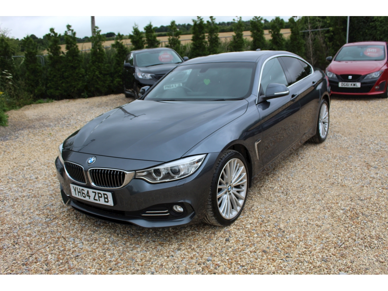BMW 4 Series 420D Xdrive Luxury Gran Coupe Coupe 2.0 Manual Diesel