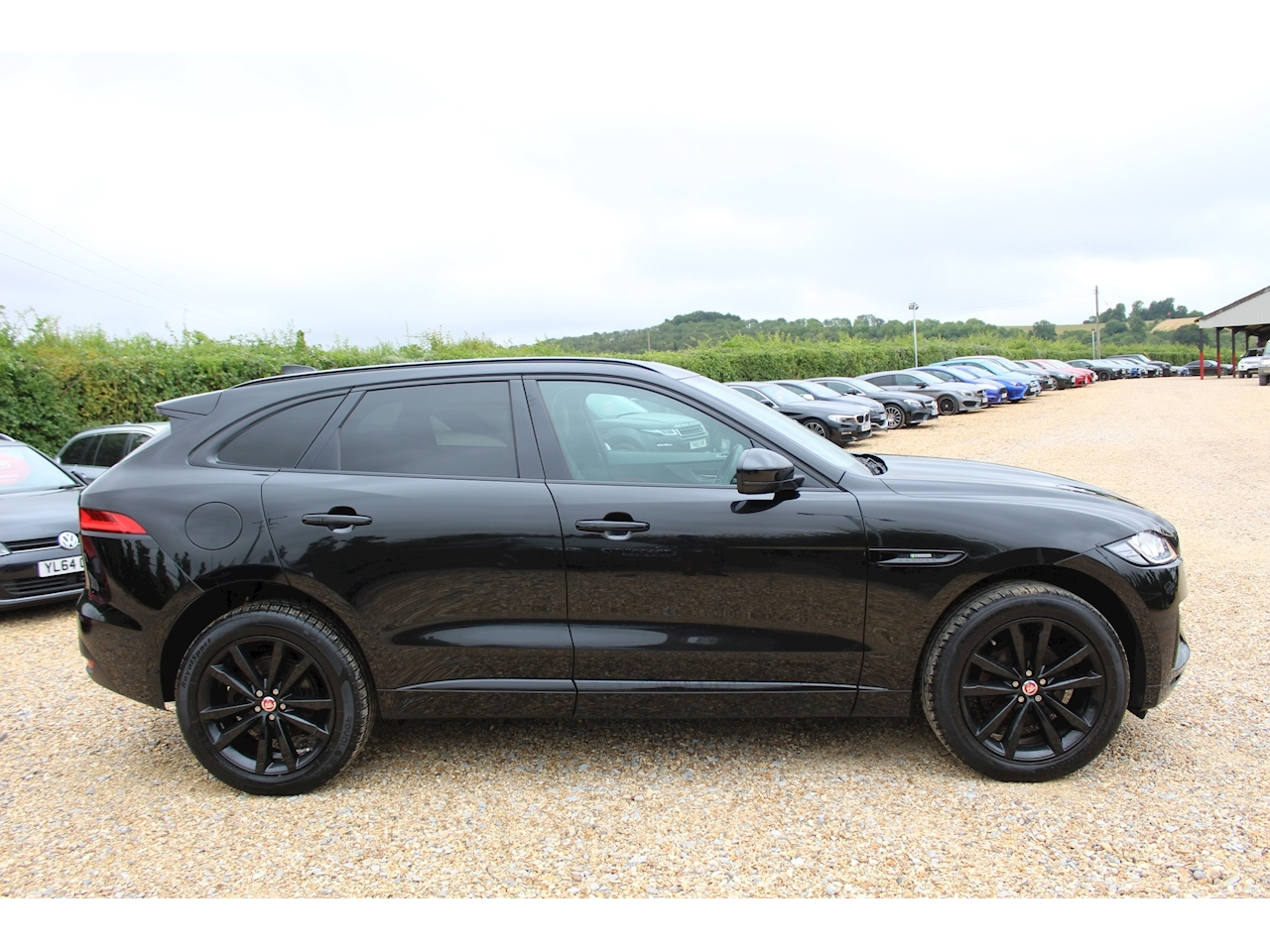 Jaguar F-Pace R-Sport Awd Estate 2.0 Automatic Diesel