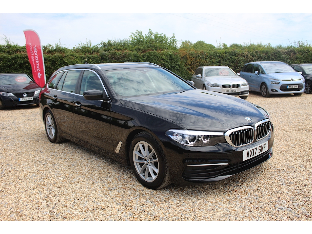 BMW 5 Series 520d SE Touring Touring 2.0 Automatic Diesel