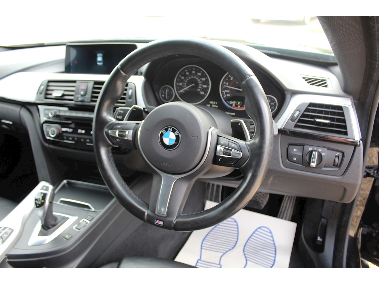 BMW 4 Series Gran Coupe 440i M Sport Gran Coupe Gran Coupe 3.0 Automatic Petrol