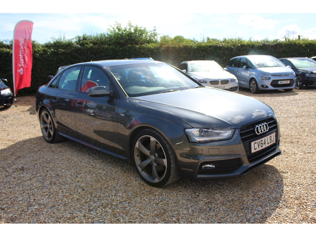 Audi A4 Black Edition Saloon 2.0 Manual Diesel