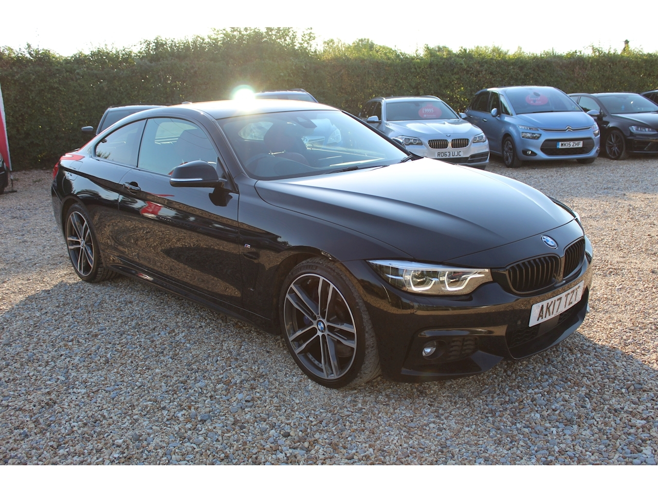 BMW 4 Series 440i M Sport Coupe Coupe 3.0 Automatic Petrol
