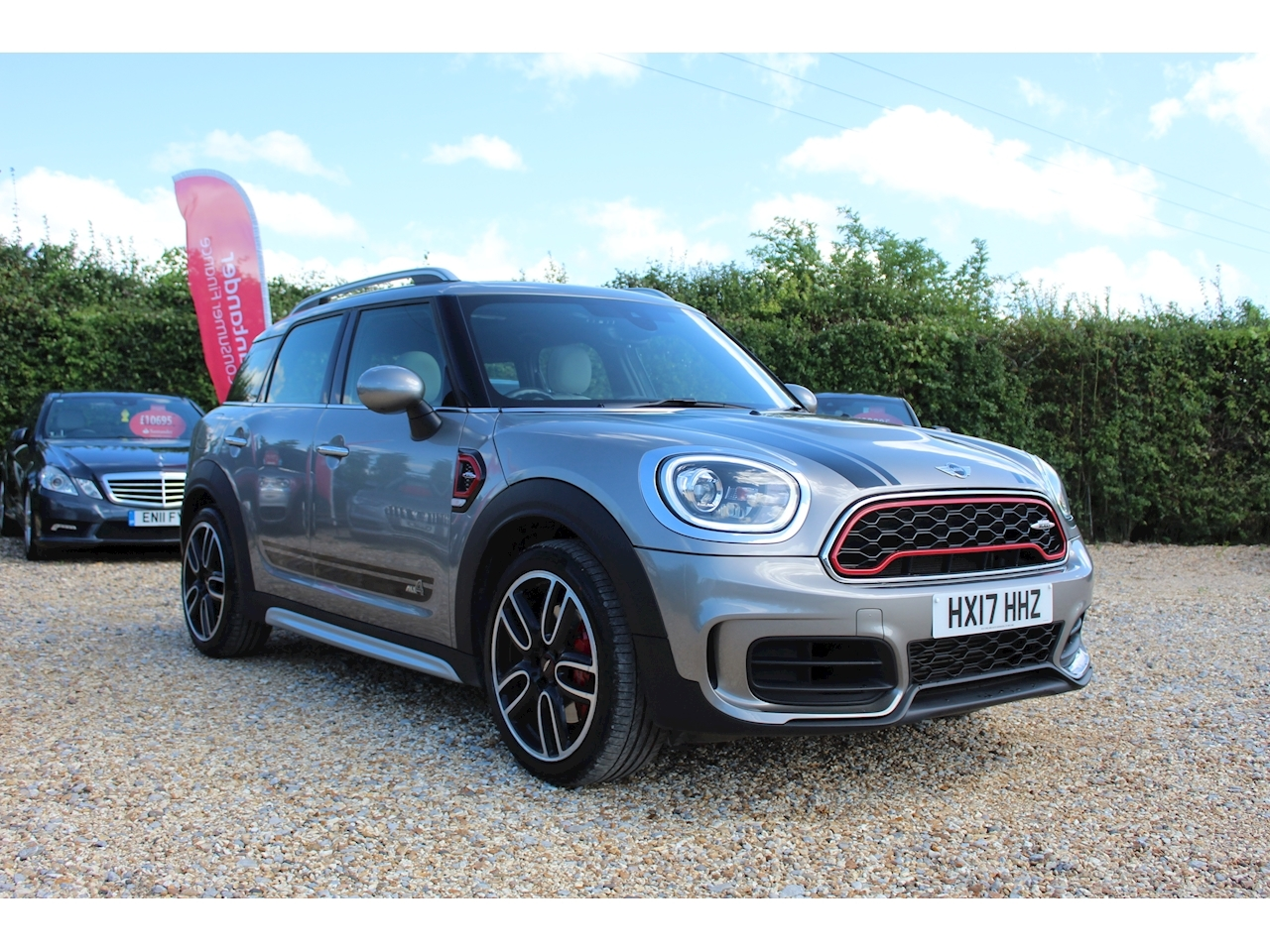 MINI Mini Countryman John Cooper Works All4 2.0 5dr Hatchback Manual Petrol