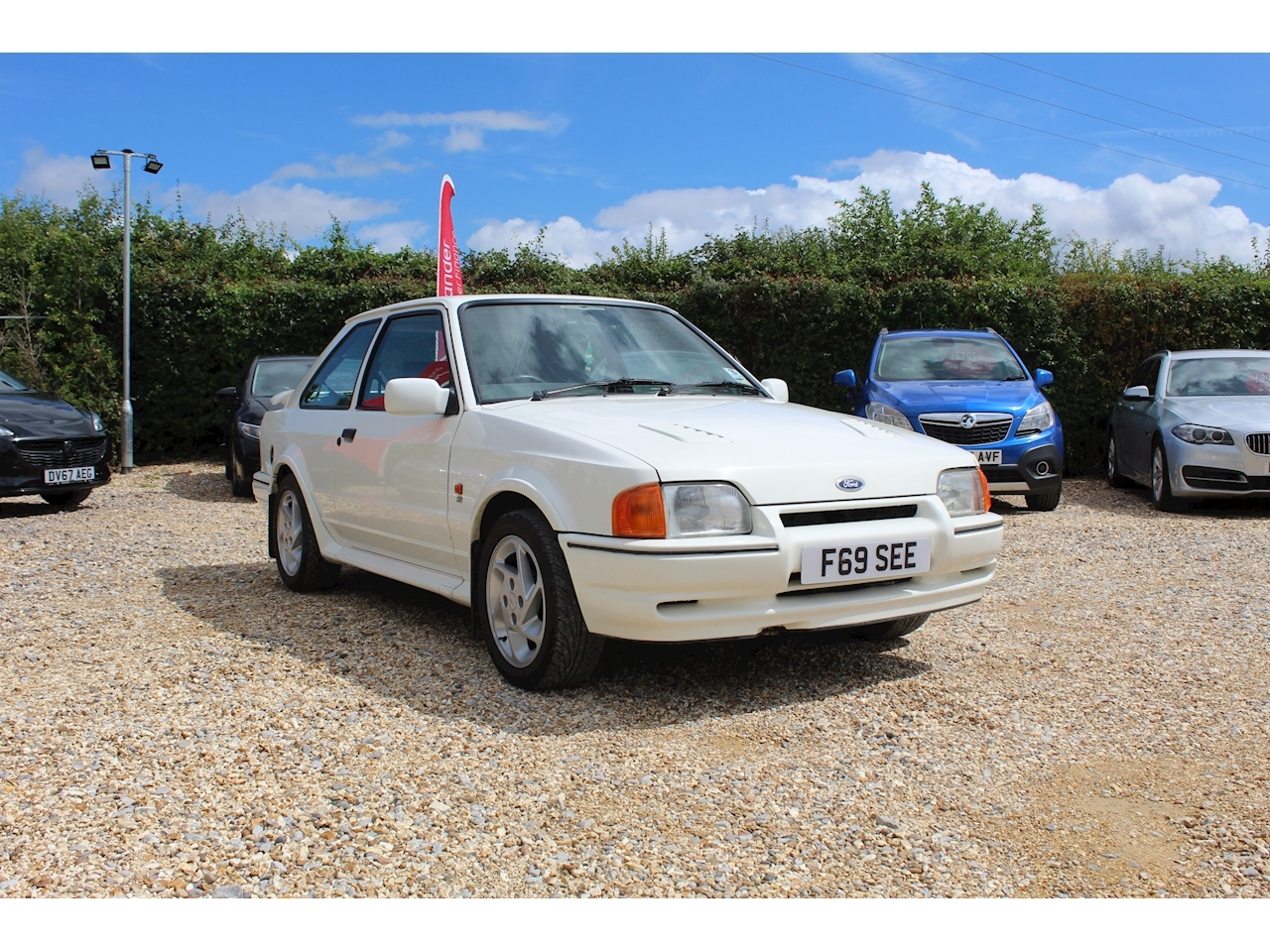 Ford Escort RS Hatchback 1.6 Manual Petrol