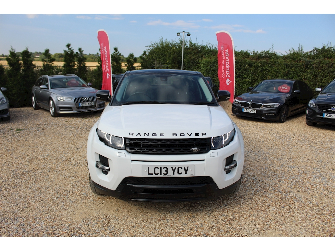 Land Rover Range Rover Evoque Dynamic Lux SUV 2.2 Automatic Diesel