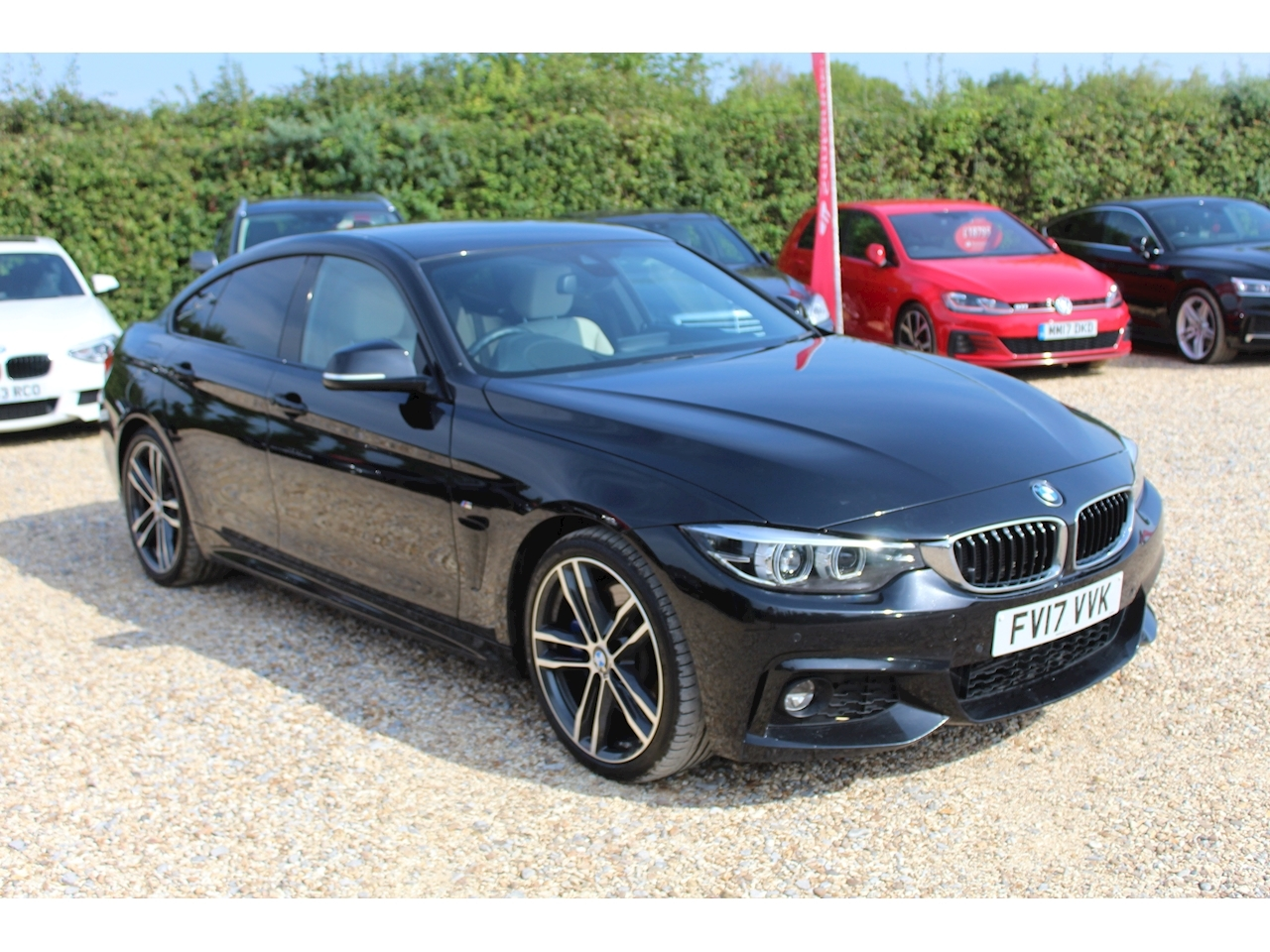 BMW 4 Series Gran Coupe 430d M Sport Gran Coupe Gran Coupe 3.0 Automatic Diesel