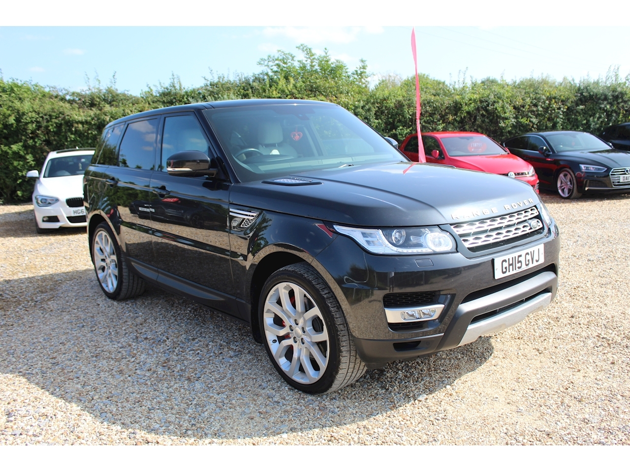 Land Rover Range Rover Sport Hse 3.0 5dr Estate Automatic Diesel