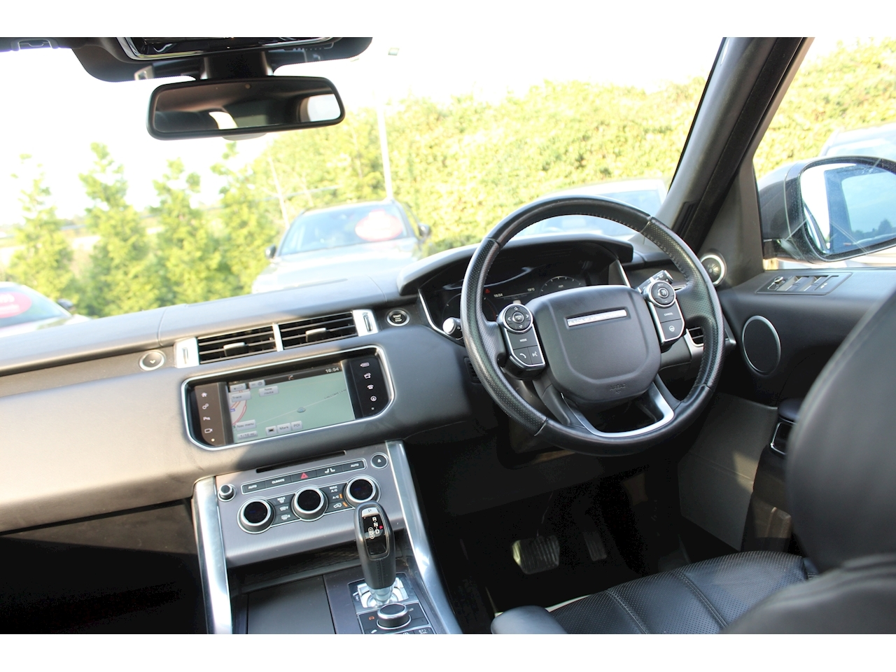 Land Rover Range Rover Sport HSE SUV 3.0 Automatic Diesel