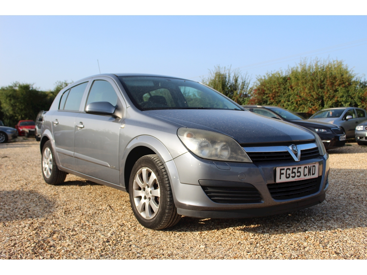 Vauxhall Astra Club Hatchback 1.8 Automatic Petrol
